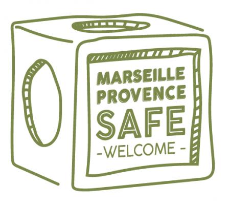 """Croisières Marseille Calanques est signataire de la Charte """"Safe Welcome"""""""