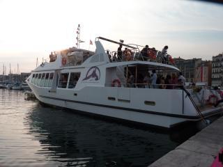 Louer un bateau à Marseille pour un anniversaire