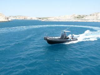Réserver un bateau sur le Vieux-port de Marseille pour visiter le Parc National des Calanques