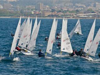 Événements sportifs en mer
