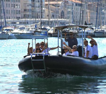 Nautical Rally in the Calanques National Park