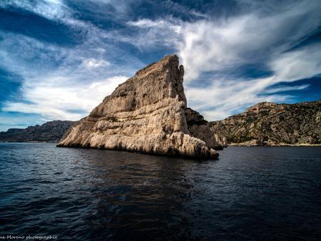 Sormiou :  paysages typiquement provençaux