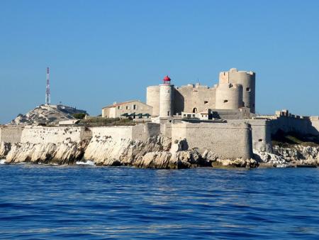 Monument historique de la Baie de Marseille