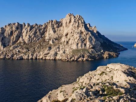 Riou : un archipel en mer méditerranée entre Marseille et Cassis