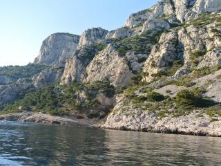 Calanque de Morgiou - visite des calanques en bateau
