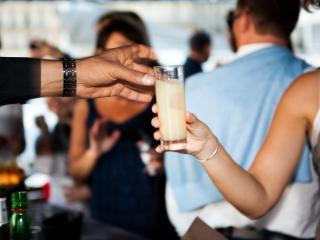 Cocktail Apéritif en Baie de Marseille