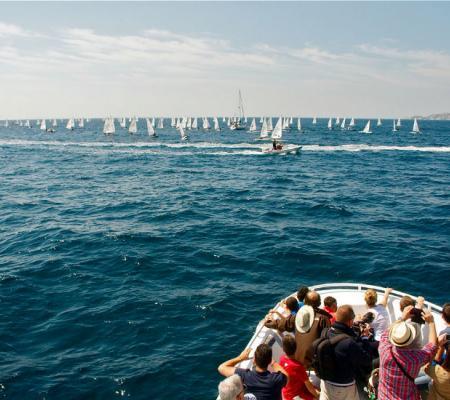 Événements nautiques à suivre depuis la Baie de Marseille
