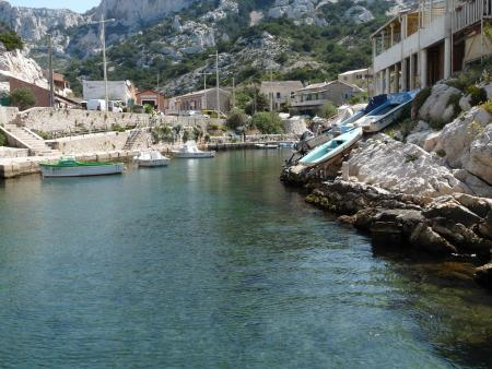 Callelongue : a small fishing port at the end of the world