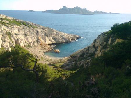L'archipel de Riou - Visite du Parc National des Calanques en bateau