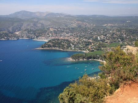 Cap Canaille, plus haute falaise d'Europe