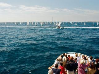 Suivi des grands événements nautiques à Marseille