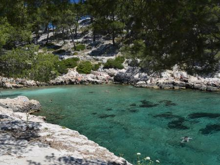 Port-Pin : la merveille du Parc National des Calanques
