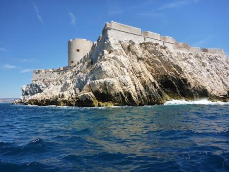 Château du légendaire Comte de Monte Cristo