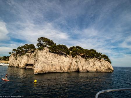 Visite du Parc National des Calanques en bateau