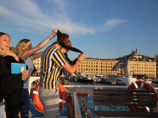 Privatiser un bateau à Marseille