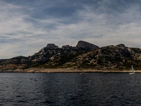 Parc National des Calanques - Marseilleveyre et la Mounine