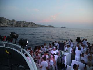 Anniversaire à Marseille entre amis et famille