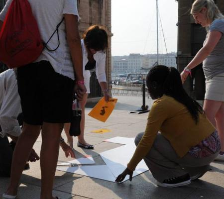 Treasure hunt in Marseille to discover the city