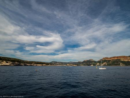 Dernière étape de la visite: la Baie de Cassis