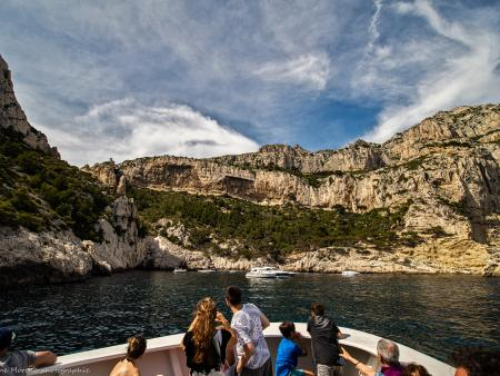 Calanque of Sugiton, a wild beauty