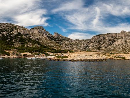 Première Calanque: Marseilleveyre
